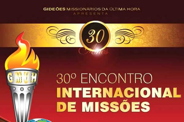 Gide�es Mission�rios da �ltima Hora 2012