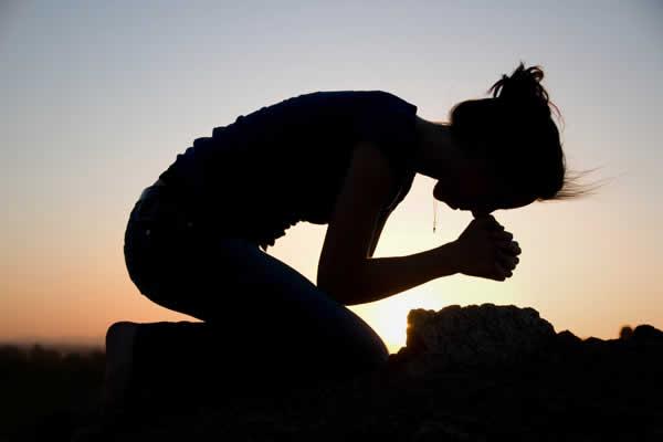 Persevere em oração